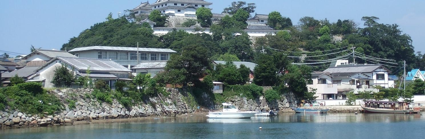 唐津, 日本
