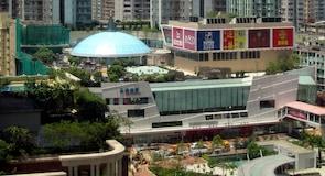 Tsuen Wan Plaza (majutus ja kaubamaja)