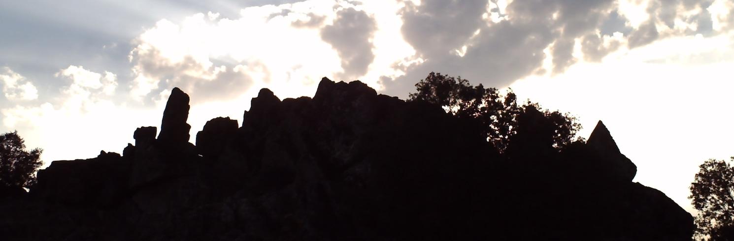Αμπενόχαρ, Θιουδάδ Ρέαλ, Ισπανία