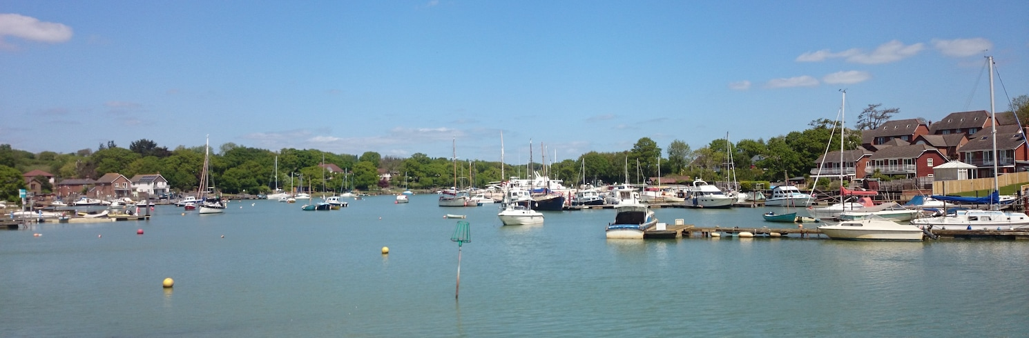 Fishbourne, Großbritannien
