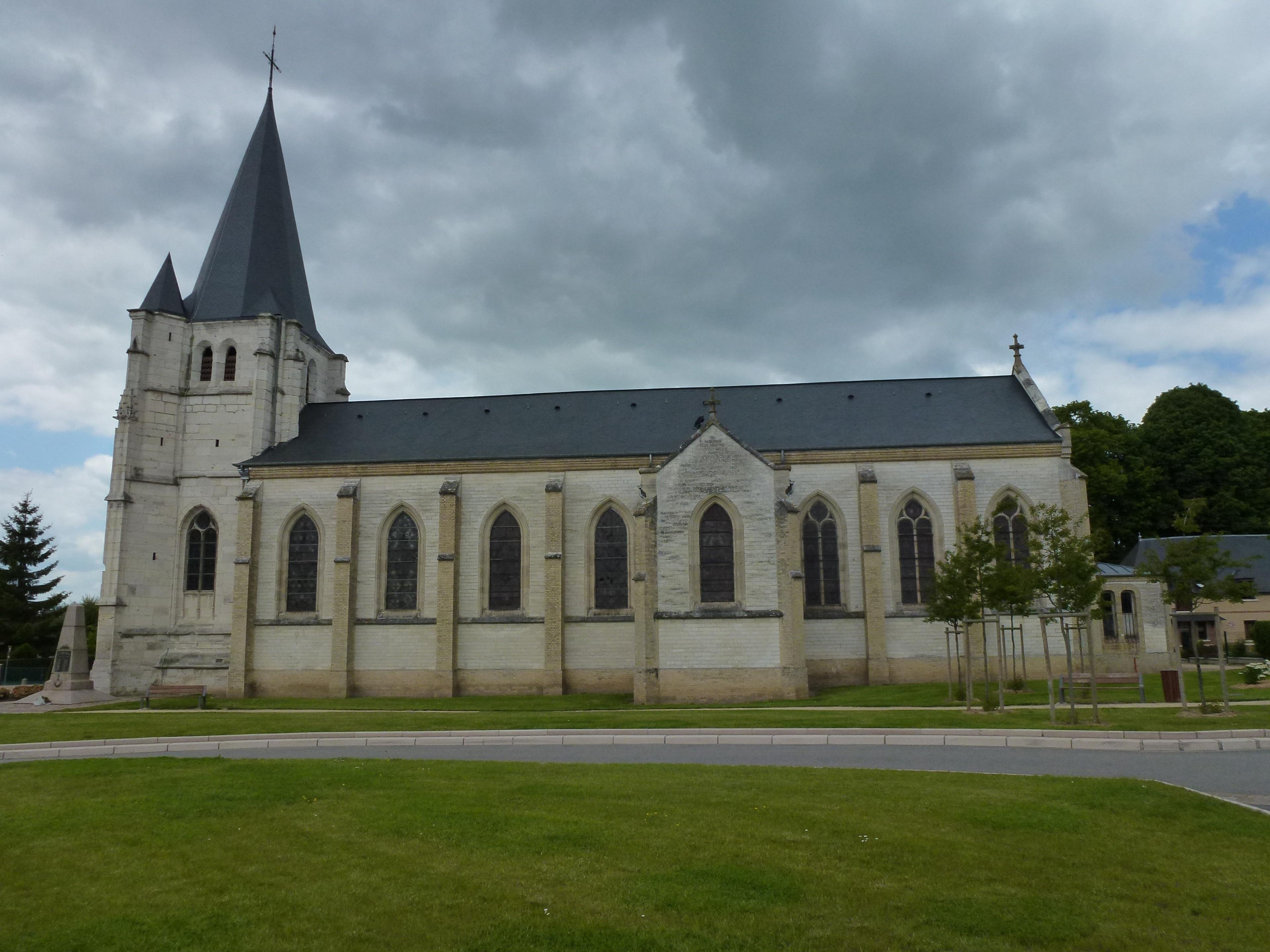 Amfreville-la-Campagne, Amfreville-Saint-Amand, Eure Département, Frankreich