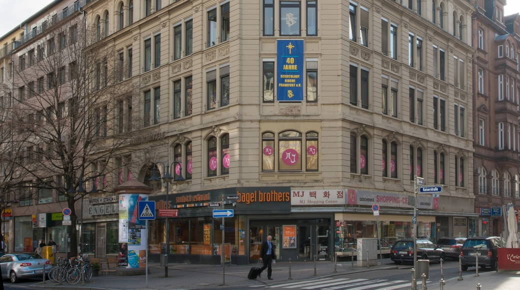 """Photo """"Kaiserstrasse"""" by Epizentrum (CC BY) / Cropped from original"""