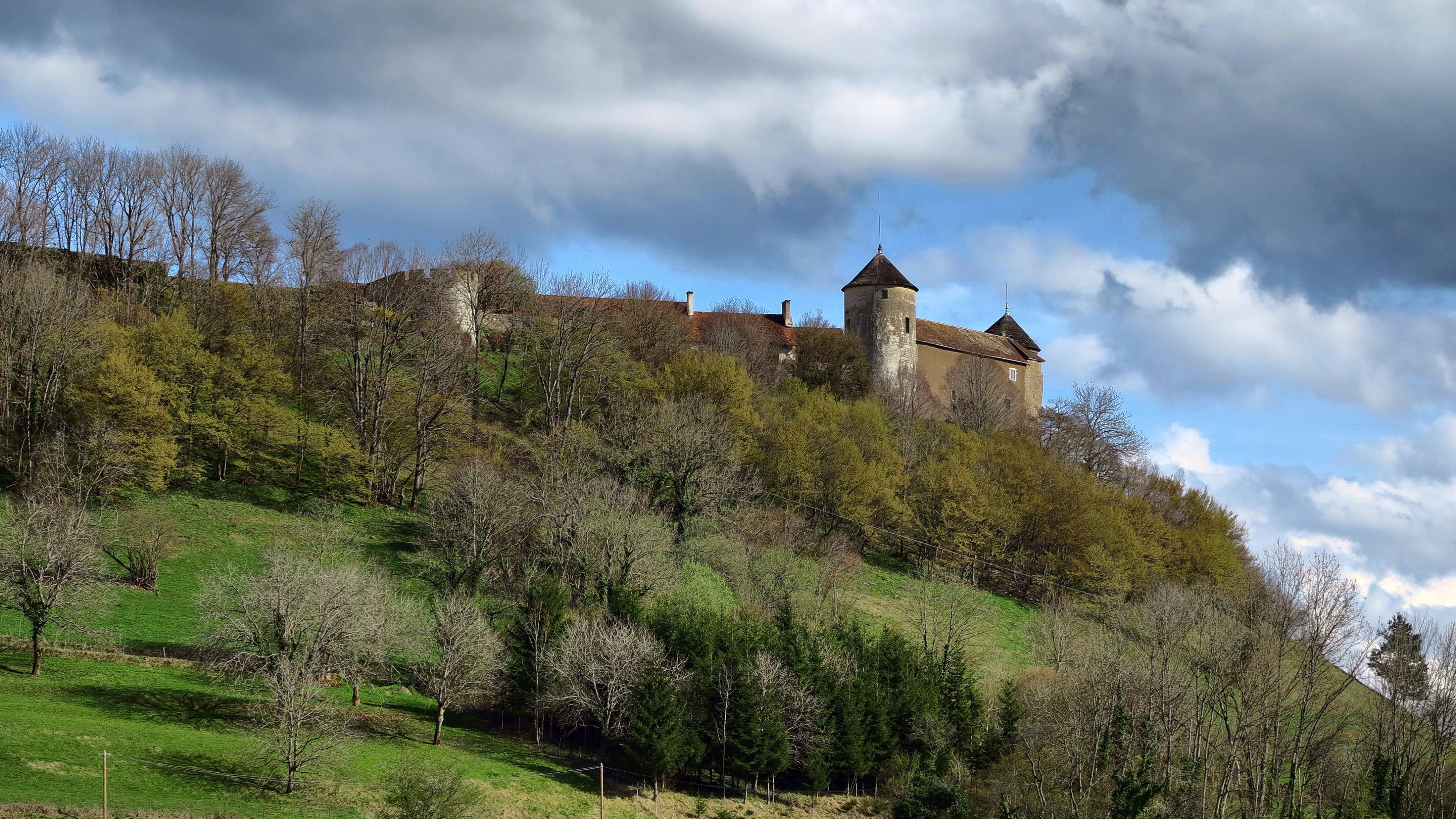 Pays de Sancey-Belleherbe, Doubs, France