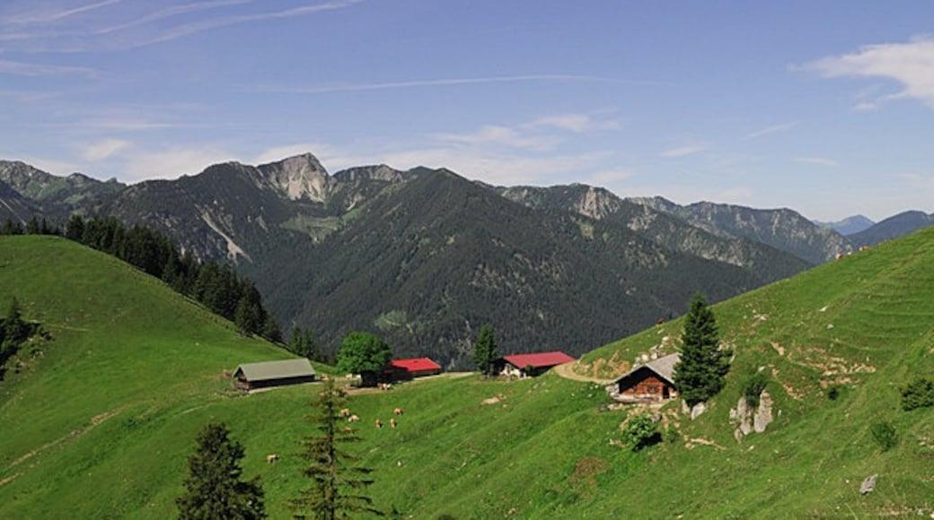 """Foto """"Bayrischzell"""" von Ulrich Meier on geo.hlipp.de (CC BY-SA)/zugeschnittenes Original"""