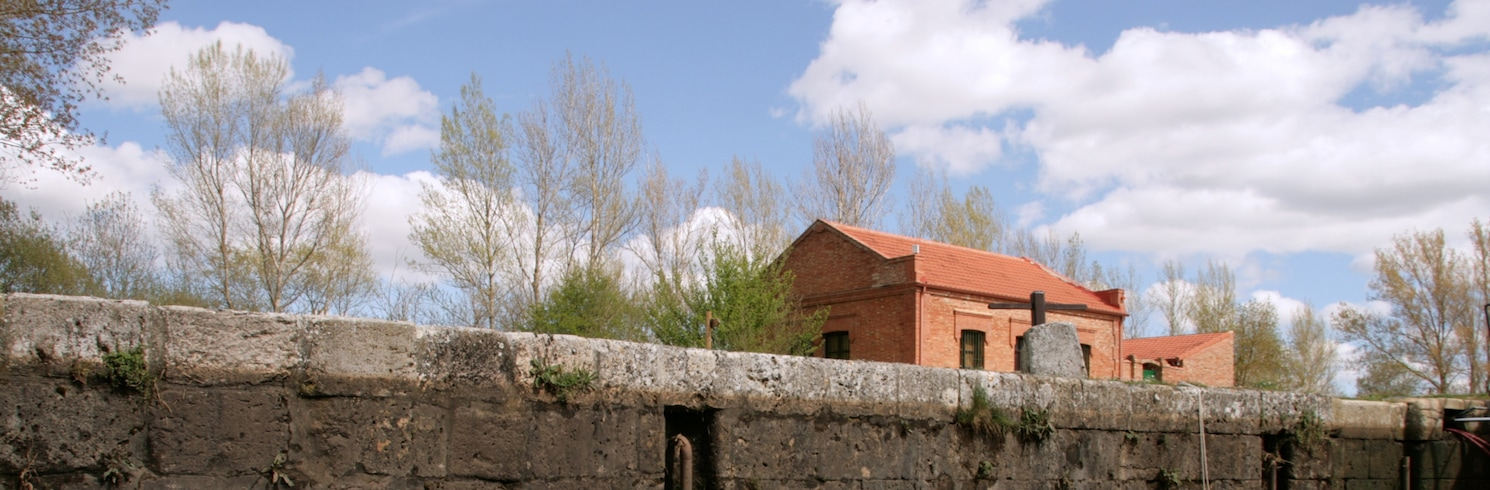 เขตชุมชน Herrera de Pisuerga, สเปน