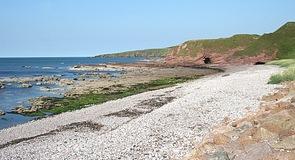 New Aberdour Beach