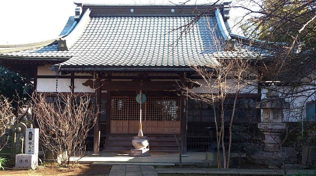本福寺本堂(松戸市)