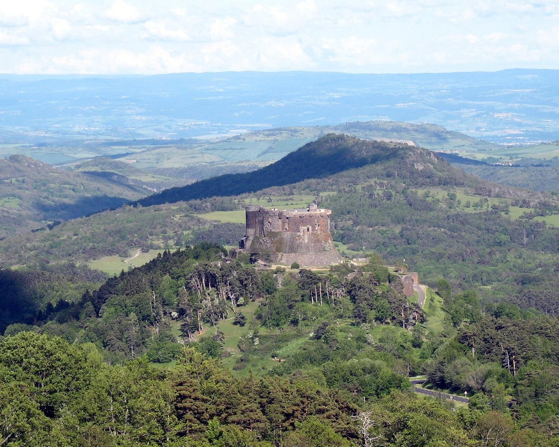 Murol, Puy-de-Dôme (departement), Frankrijk