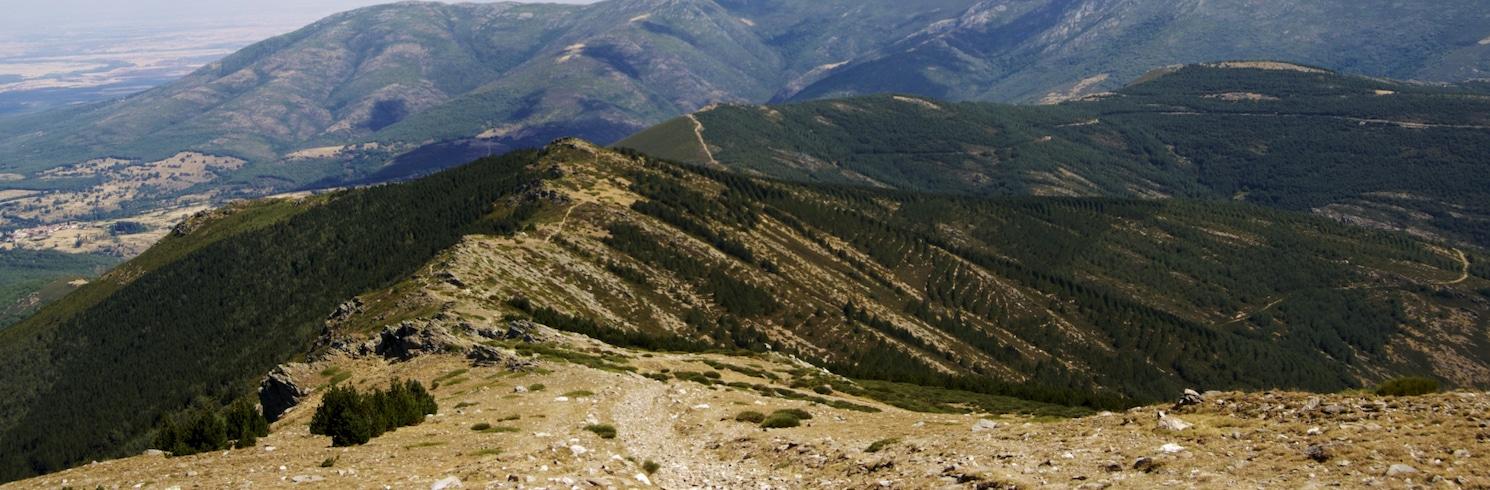 El Cardoso de la Sierra, Spain