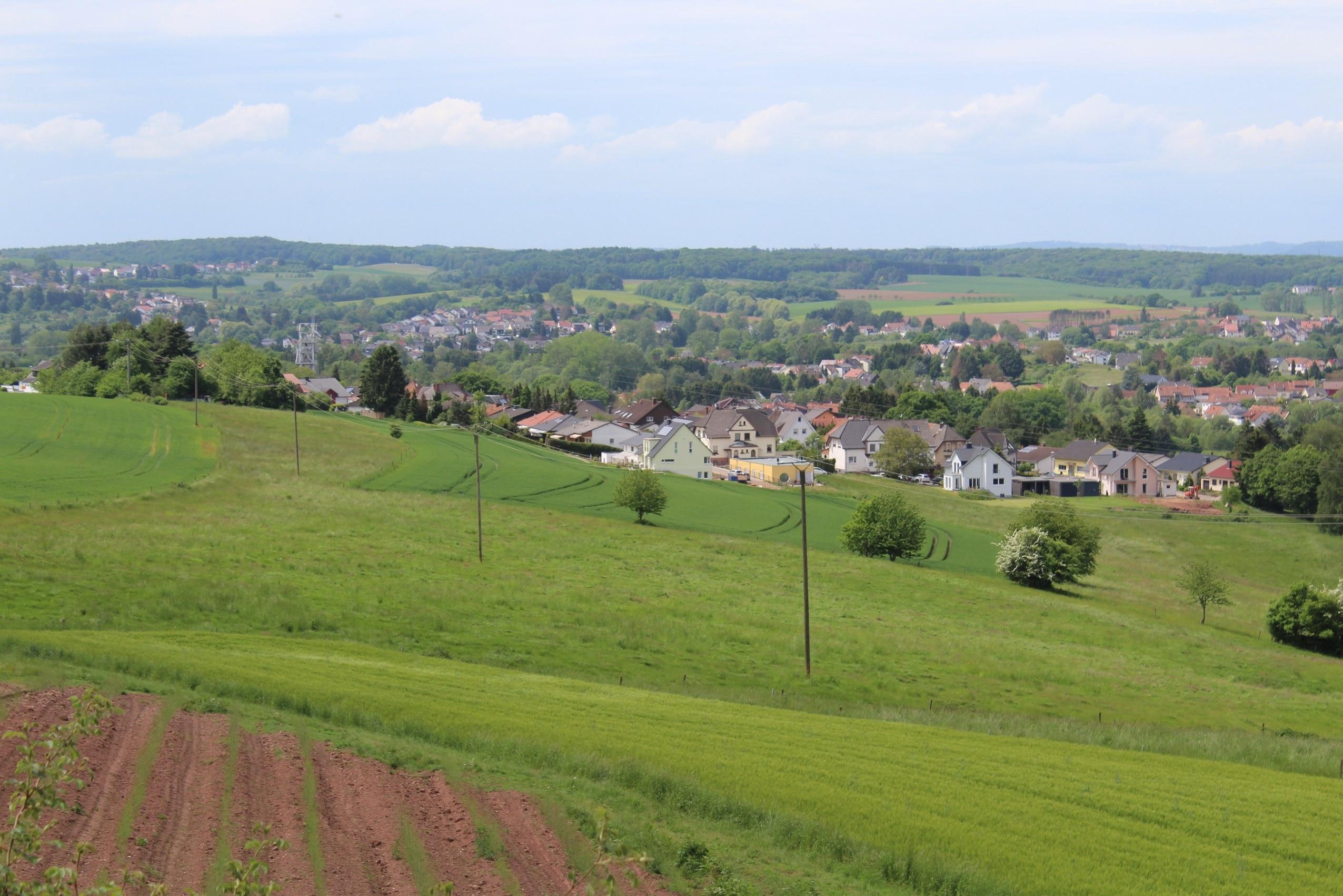 Heusweiler, Saarland, Germany