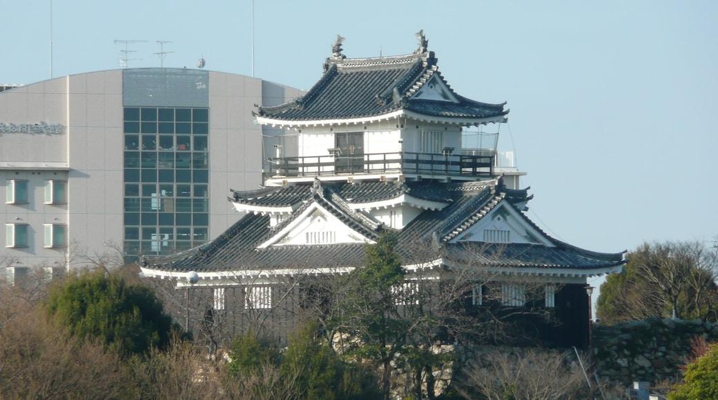 Castle of Hamamatsu, Japan