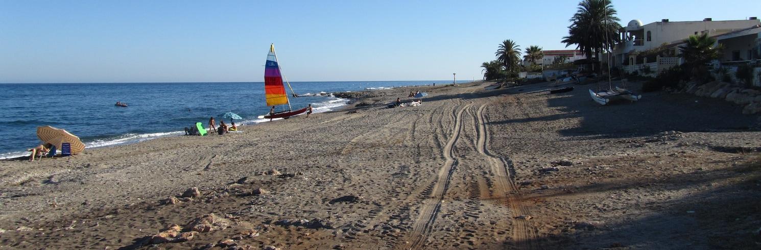 Vista de los Ángeles-Rumina, Hiszpania
