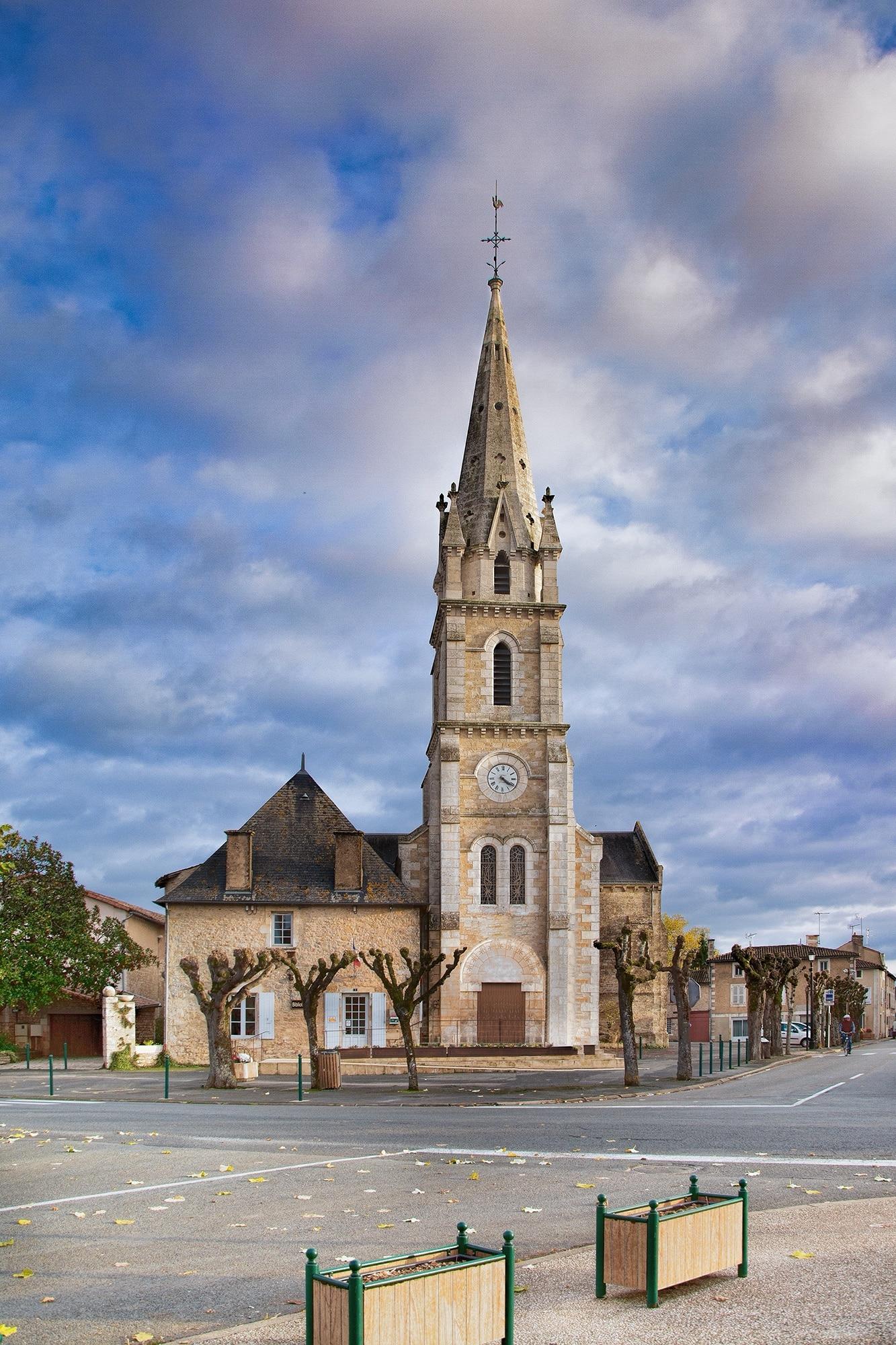 Rouille, Vienne (Département), Frankreich