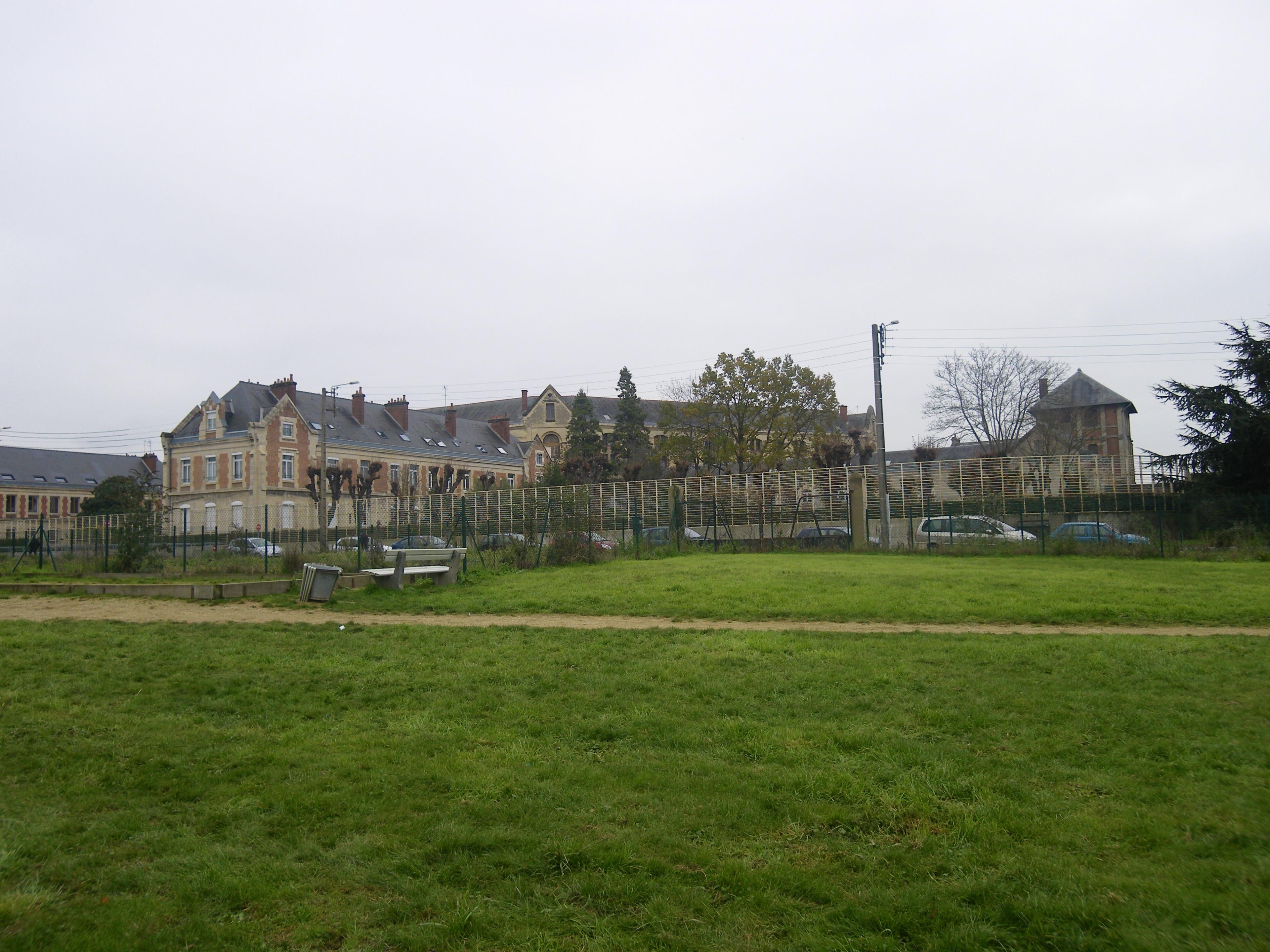 Sainte-Thérèse - Quineleu, Rennes, Ille-et-Vilaine, Frankreich