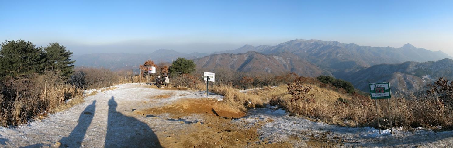 Okcheon, เกาหลีใต้