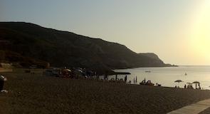 Argentiera Beach