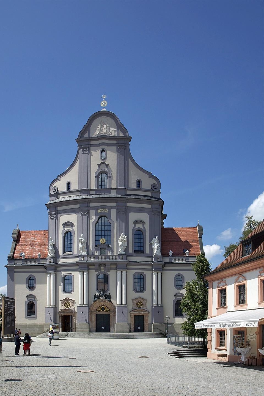 Altoetting, Beieren, Duitsland