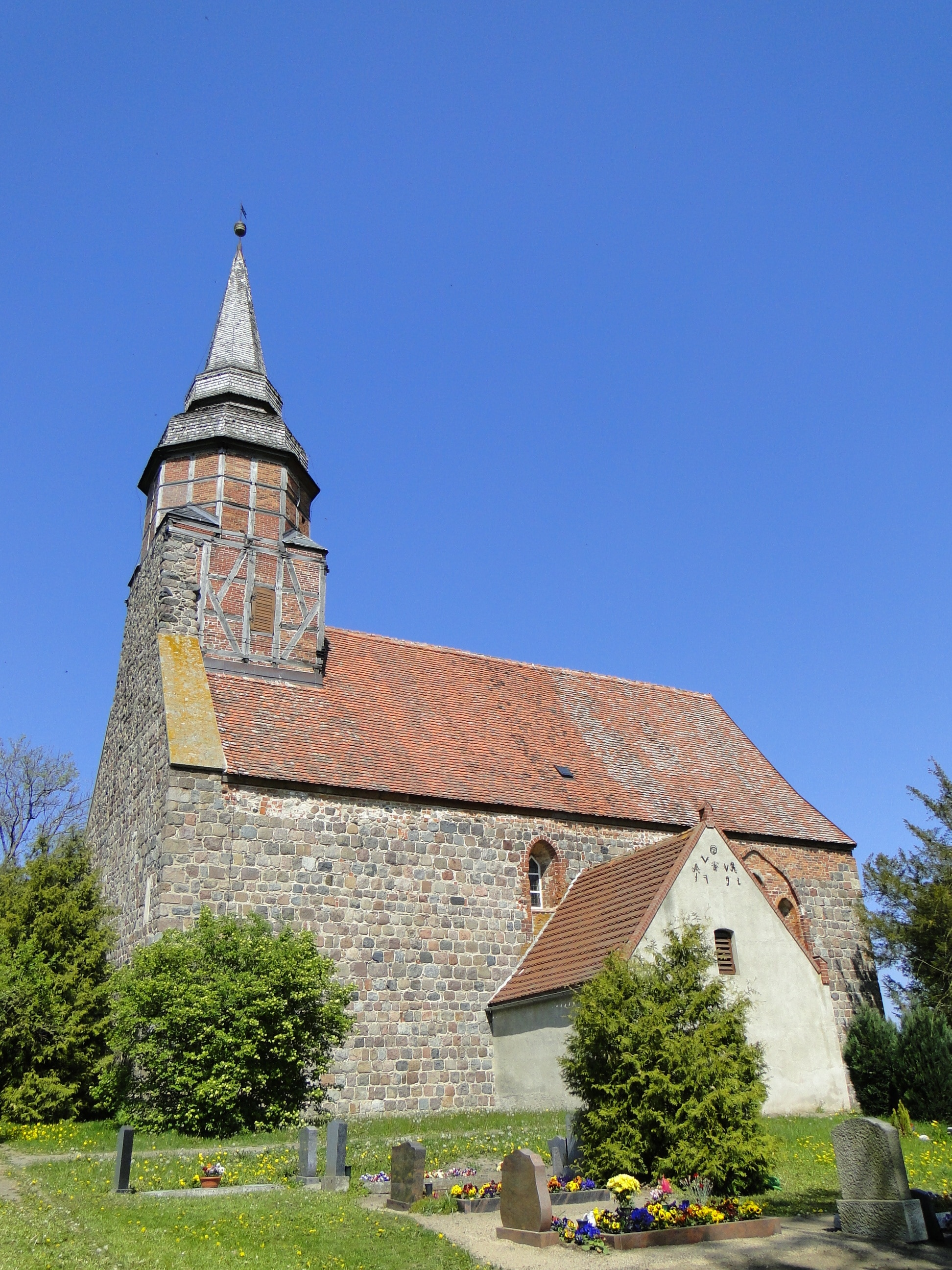 Woldegk, Mecklenburg-Vorpommern, Deutschland