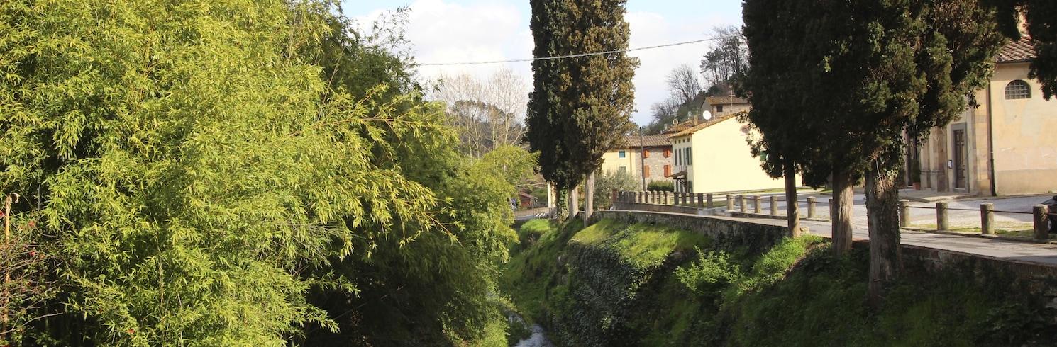 Massa Macinaia, Taliansko