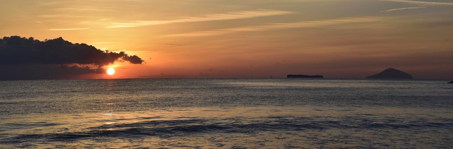 白濱, 日本