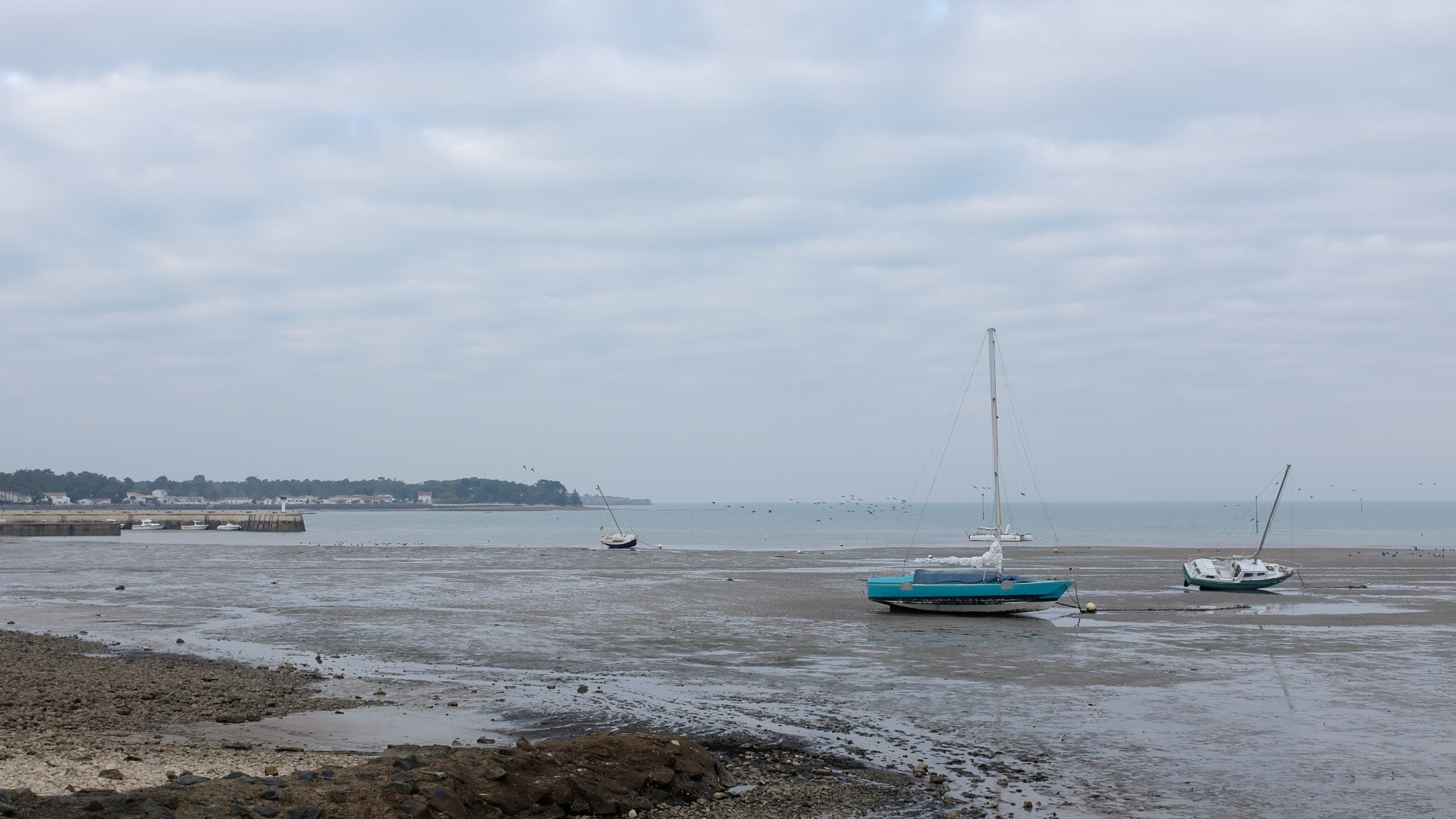 Rivedoux-Plage, Charente-Maritime, France