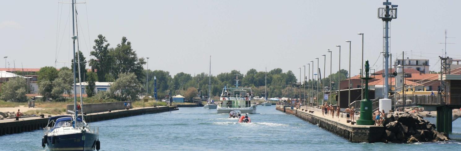 Porto Garibaldi, Italia