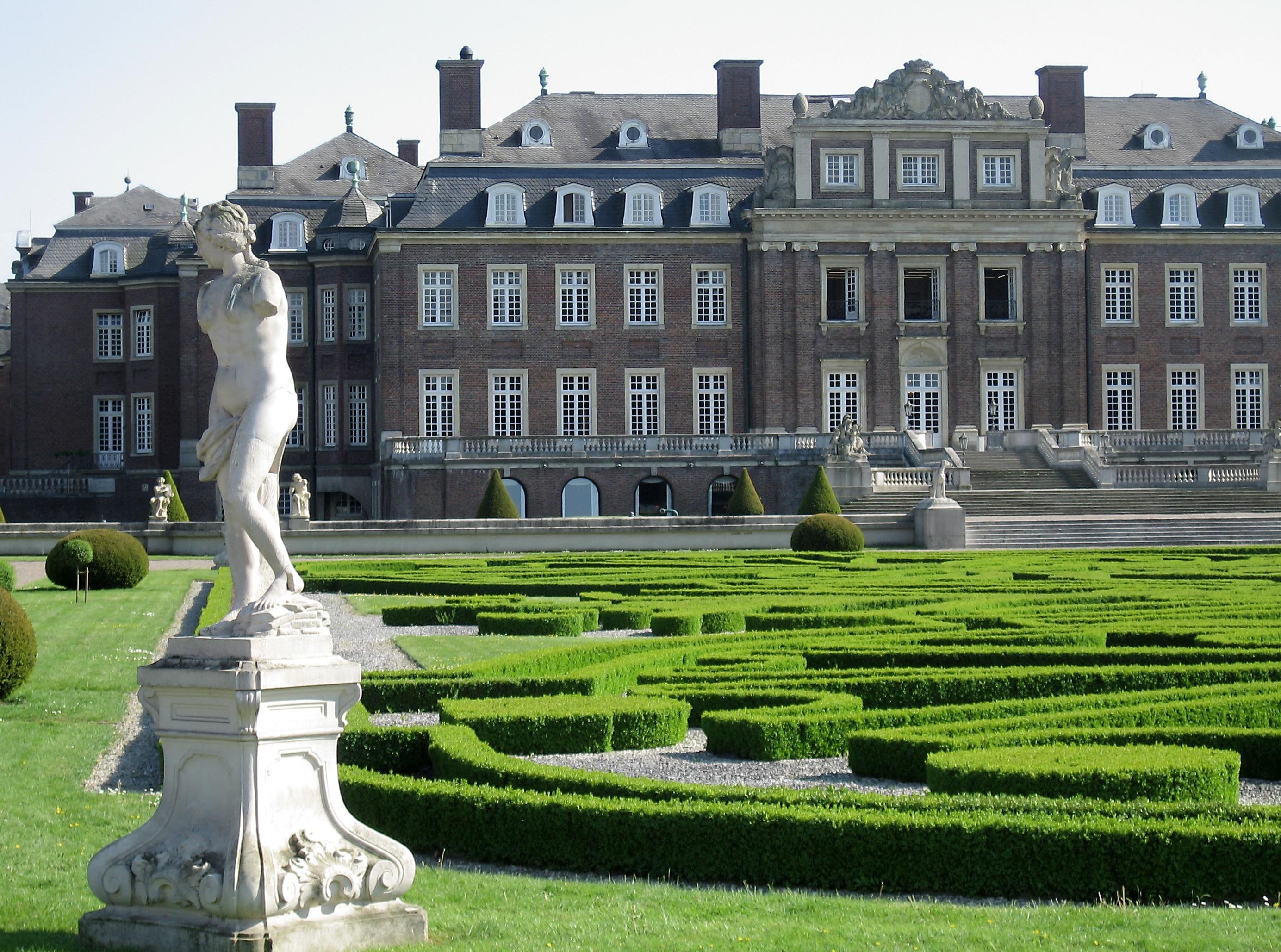 Schloss Nordkirchen, Nordkirchen, Nordrhein-Westfalen, Deutschland