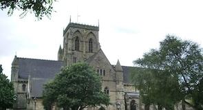 Монастирська церква Грімсбі