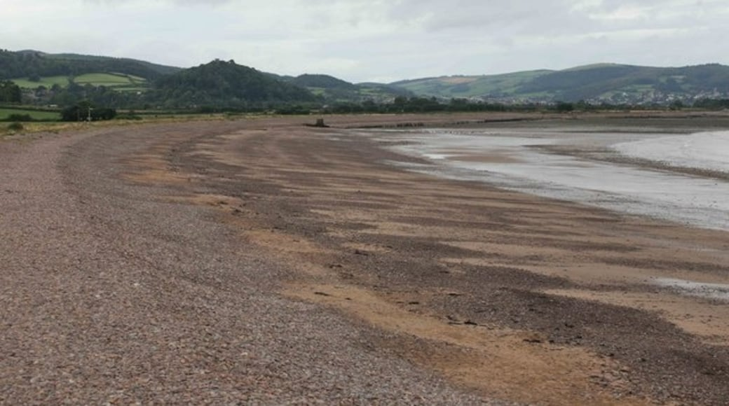 """Photo """"Dunster Beach"""" by roger geach (CC BY-SA) / Cropped from original"""