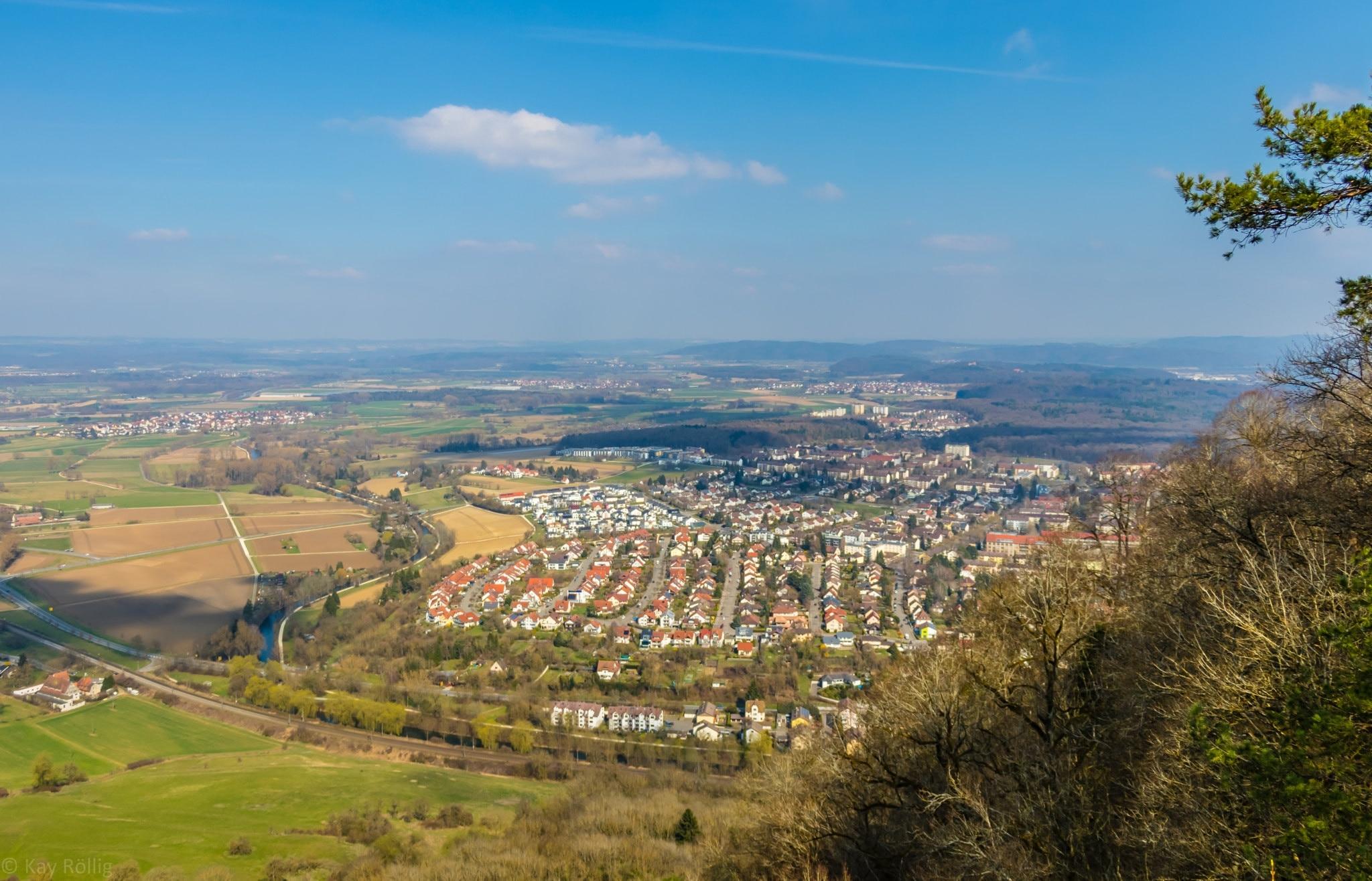 Singen (Hohentwiel), Baden-Württemberg, Deutschland