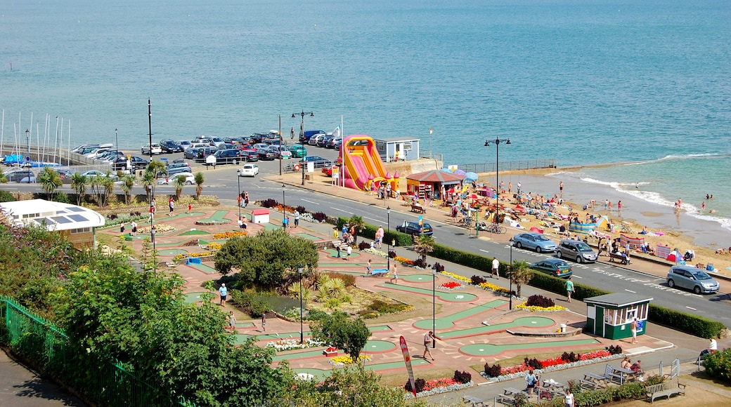 """Photo """"Shanklin Beach"""" by Ronald Saunders (CC BY-SA) / Cropped from original"""