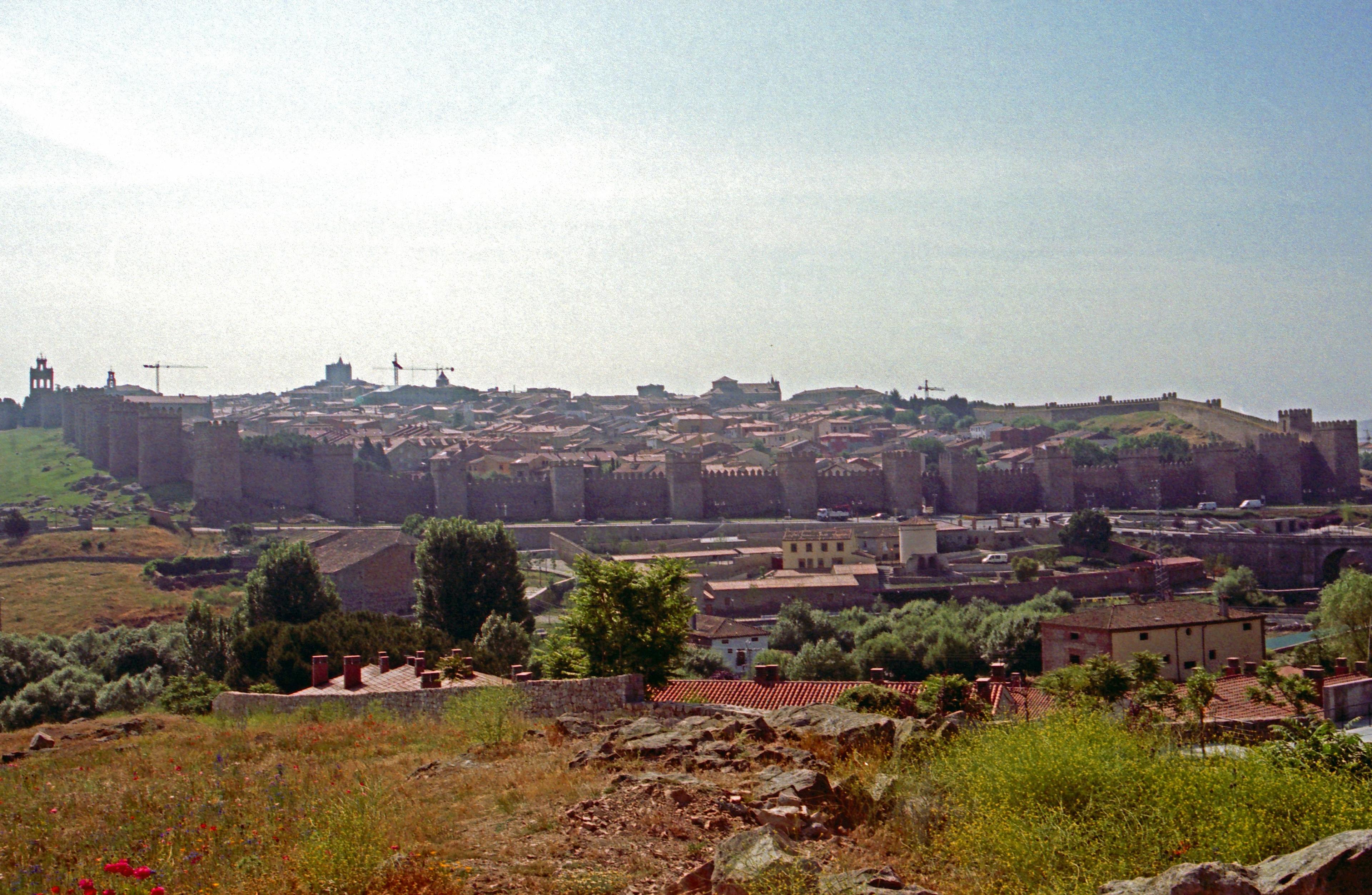 Narrillos de San Leonardo, Avila, Castile and Leon, Spain