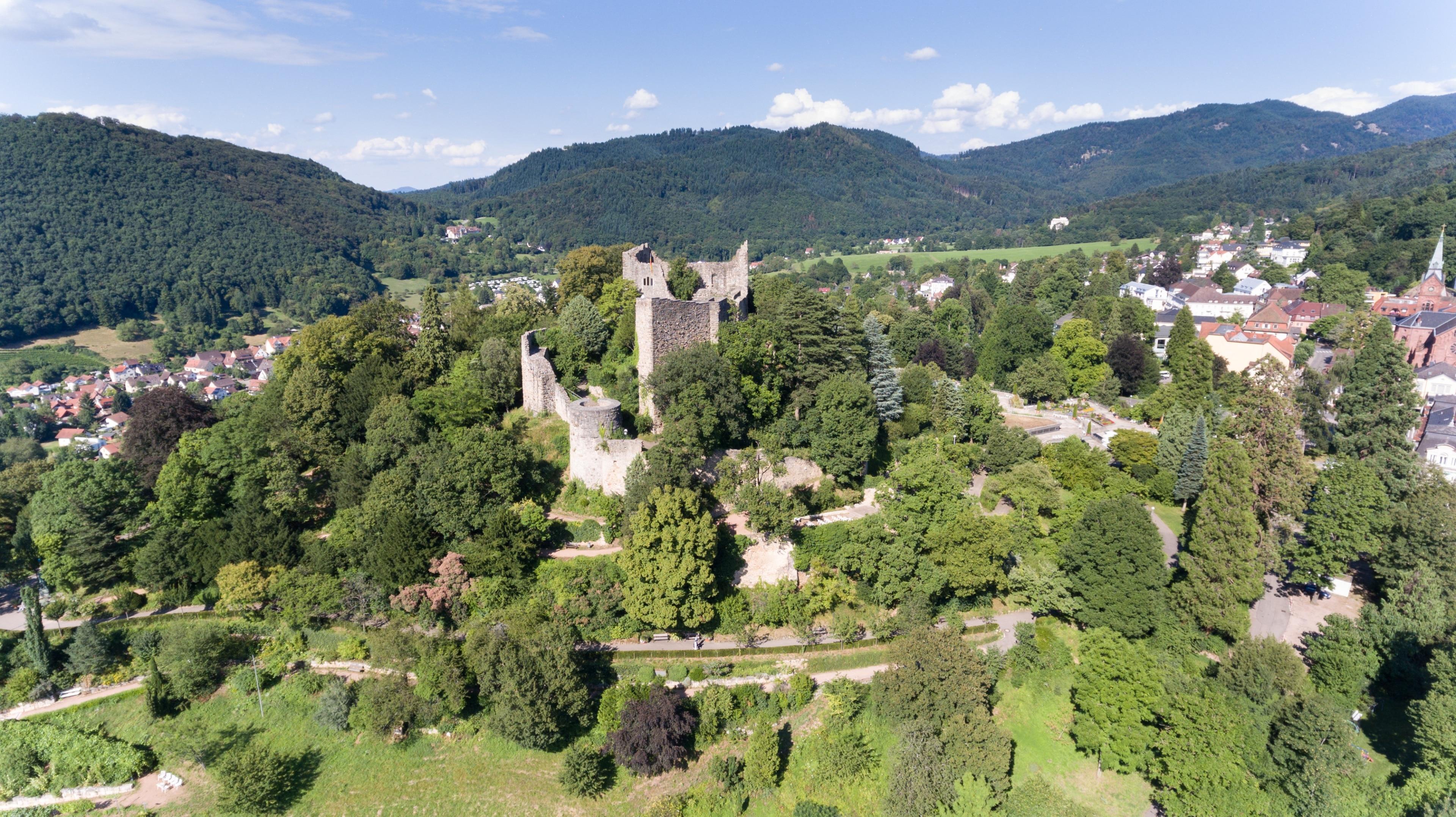 Badenweiler, Baden-Württemberg
