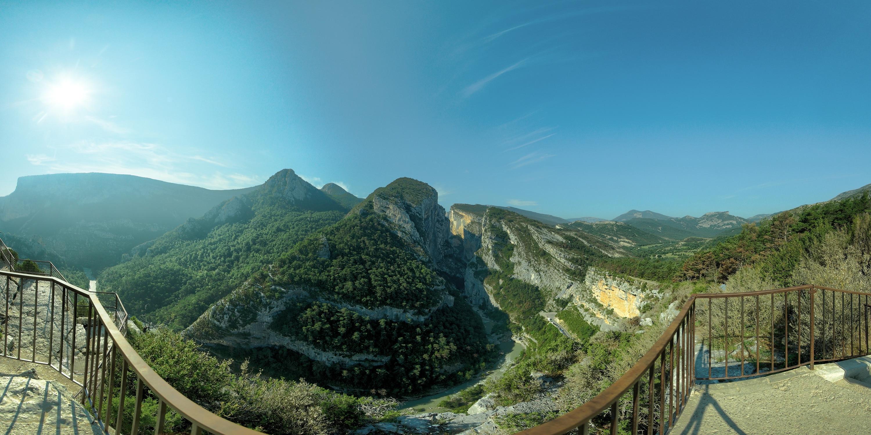 Rougon, Département Alpes-de-Haute-Provence, Frankreich