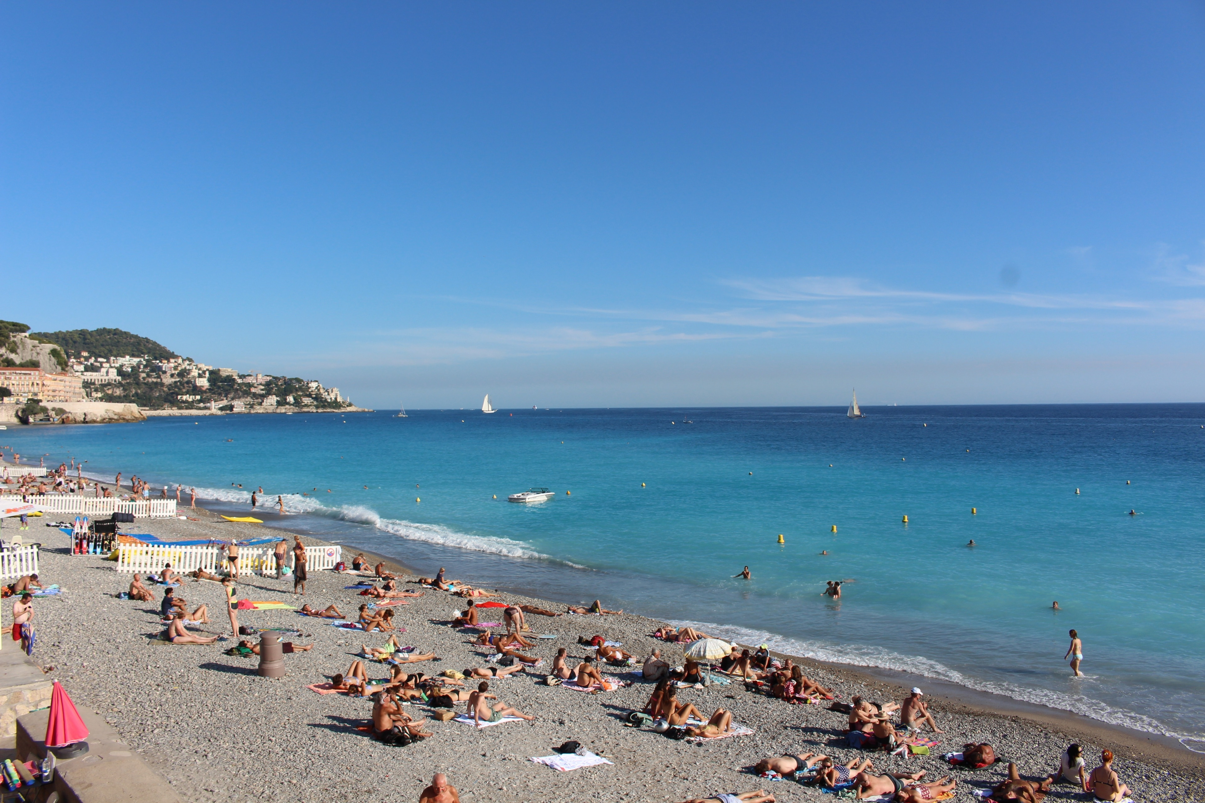 Quay of the United States, Nice, Alpes-Maritimes, France