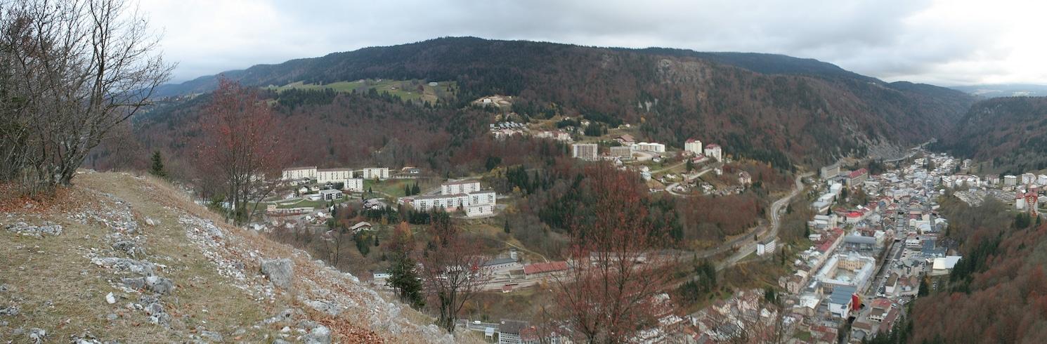 Paroisse des Viaducs, Prancis