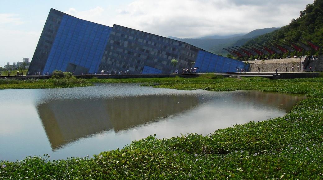Fcuk1203 (CC BY-SA) 的「蘭陽博物館」相片 / 裁剪自原有相片