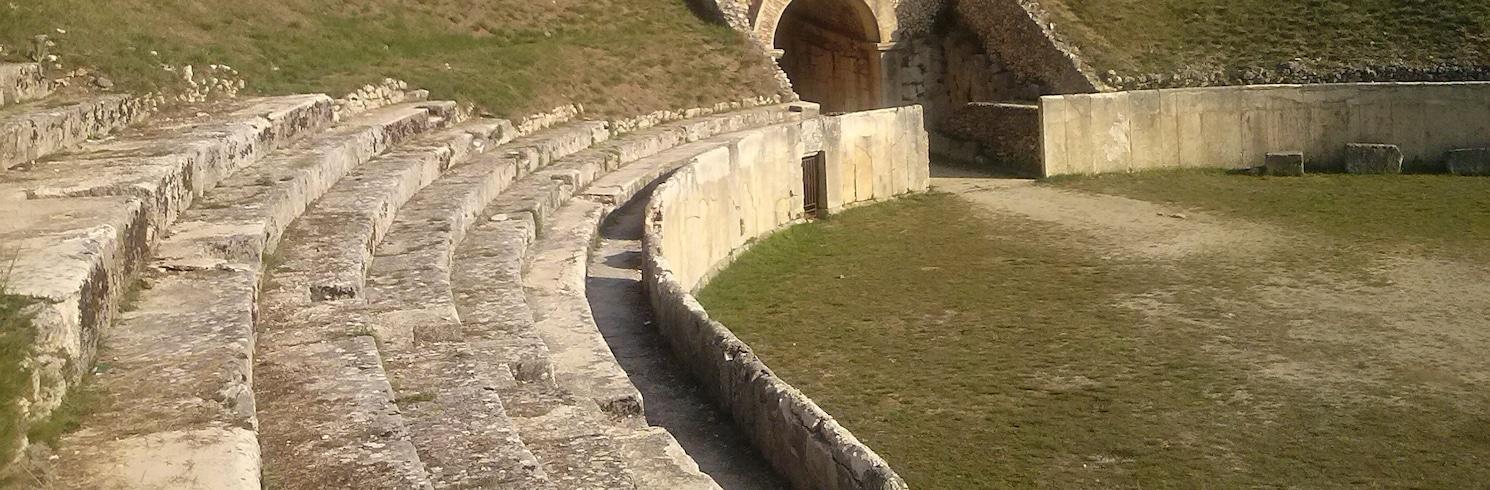 Albe, Italien