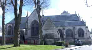 Église du Saint-Sépulcre (kostol)