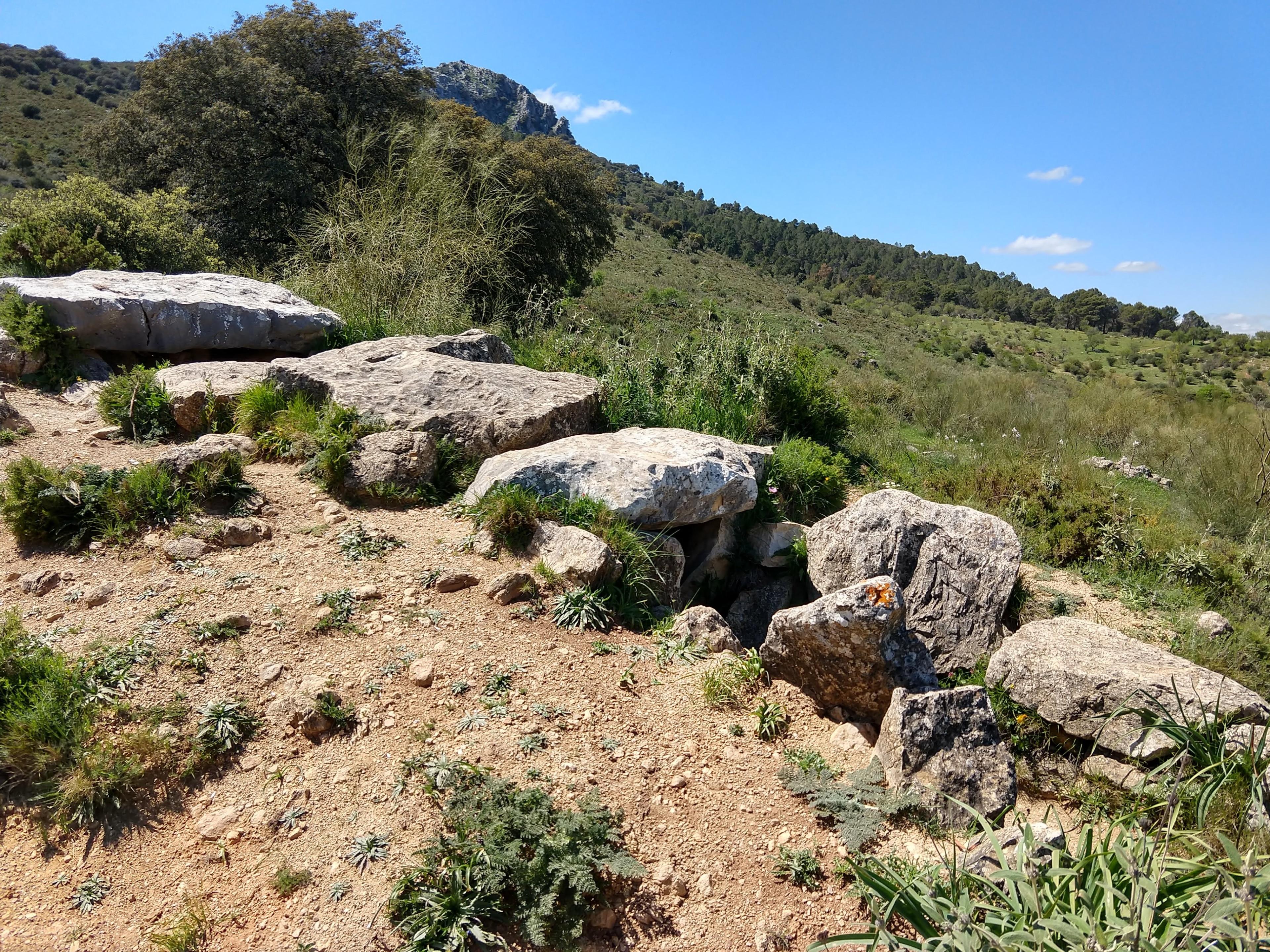 Montecorto, Andalusia, Spain