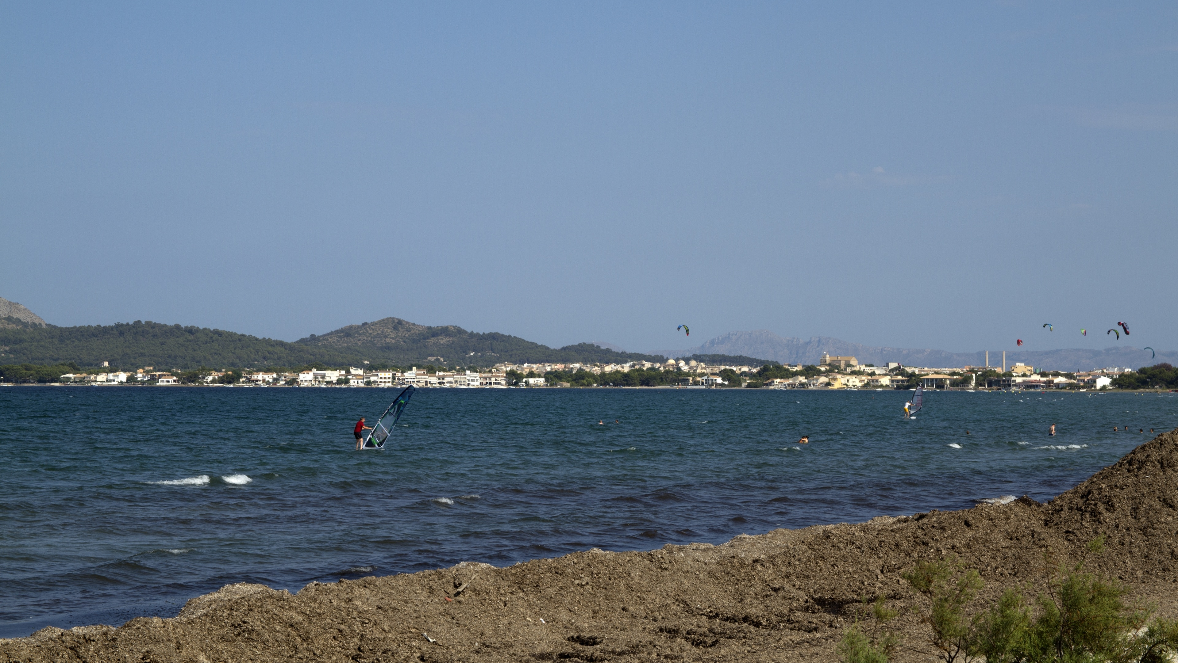 S'Albufereta, Alcudia, Balearic Islands, Spain