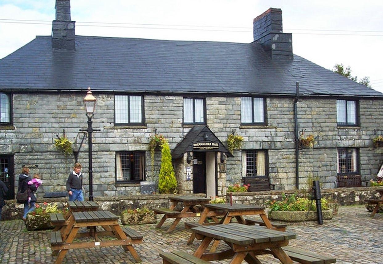 Jamaica Inn, Launceston, England, United Kingdom
