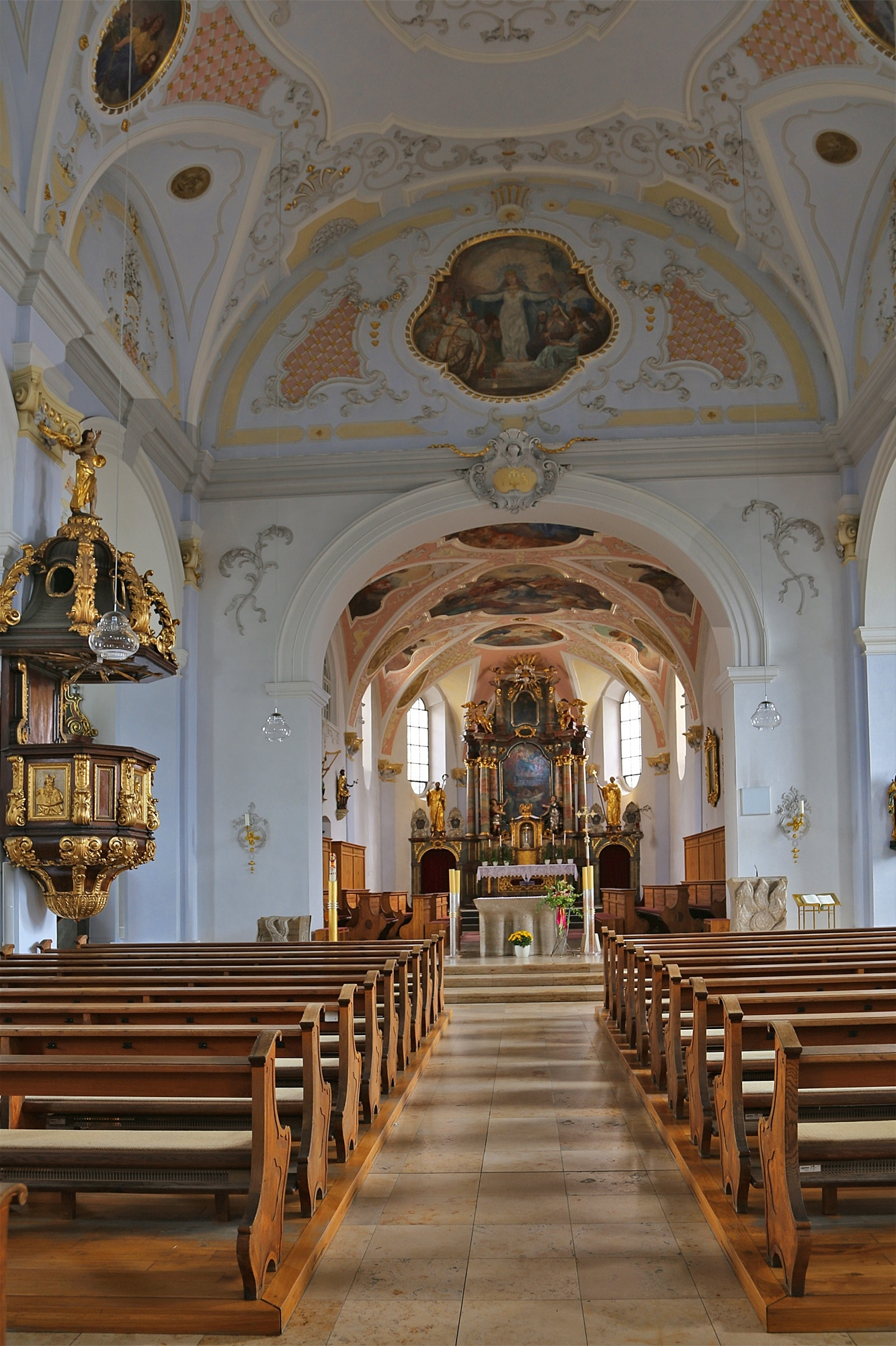 Grafenau, Beieren, Duitsland