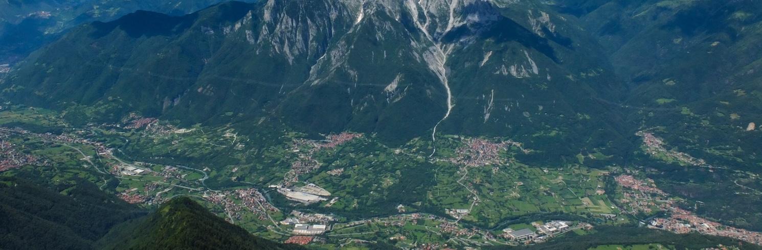 צ'טו, איטליה