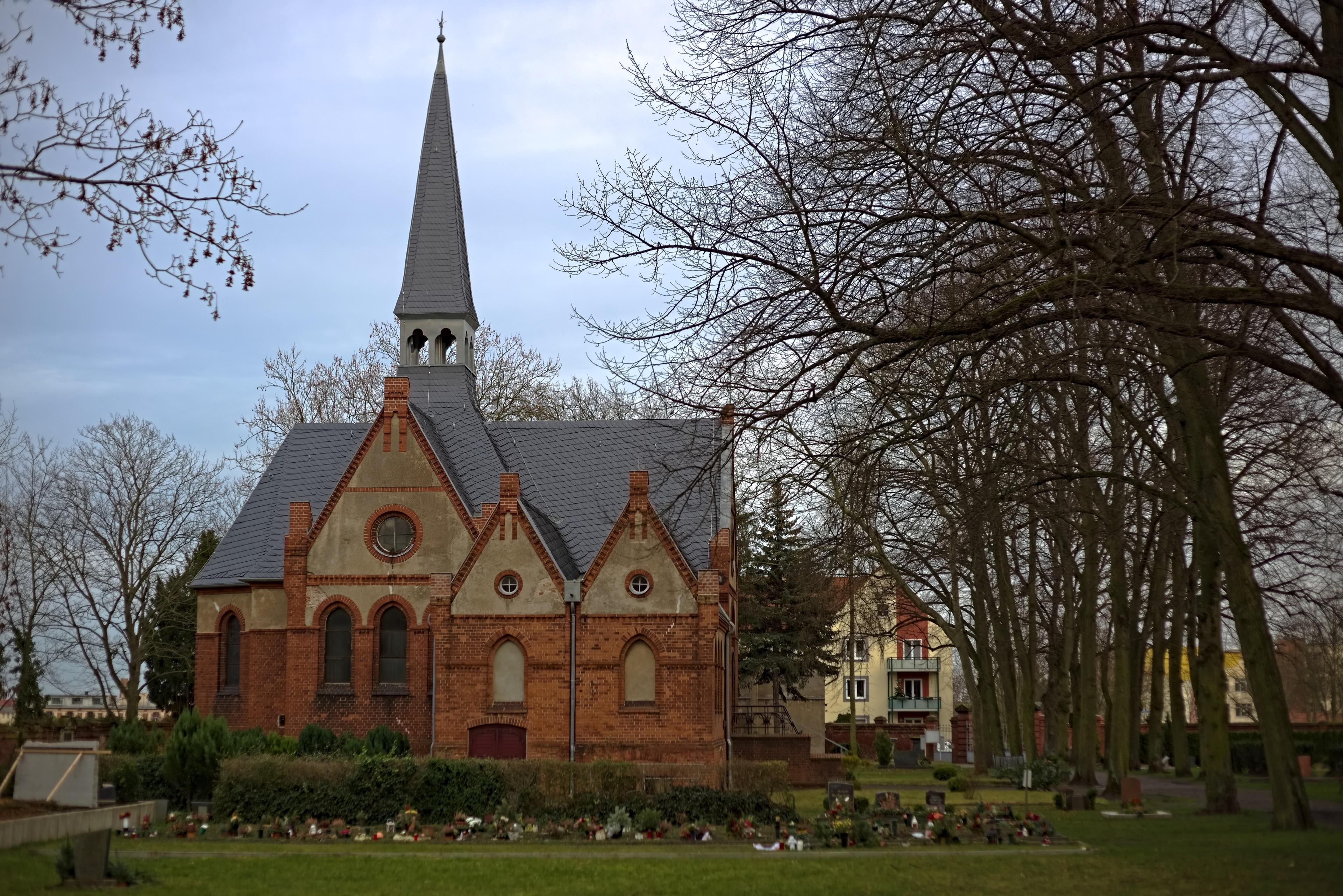 Sudenburg, Magdeburg, Saxony-Anhalt, Germany