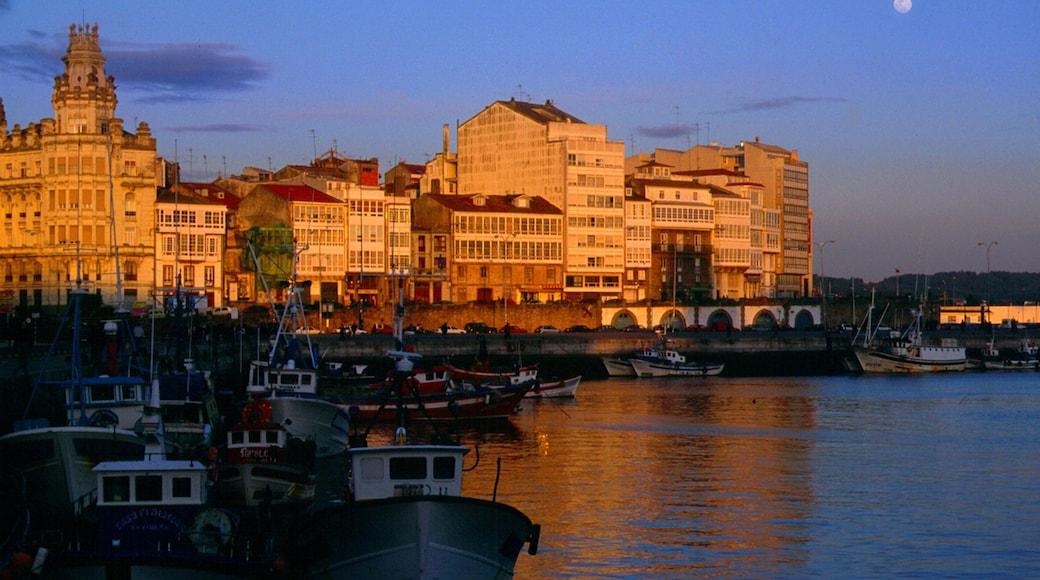 """Foto """"Centro histórico de La Coruña"""" de Javier Branas (CC BY) / Recortada de la original"""