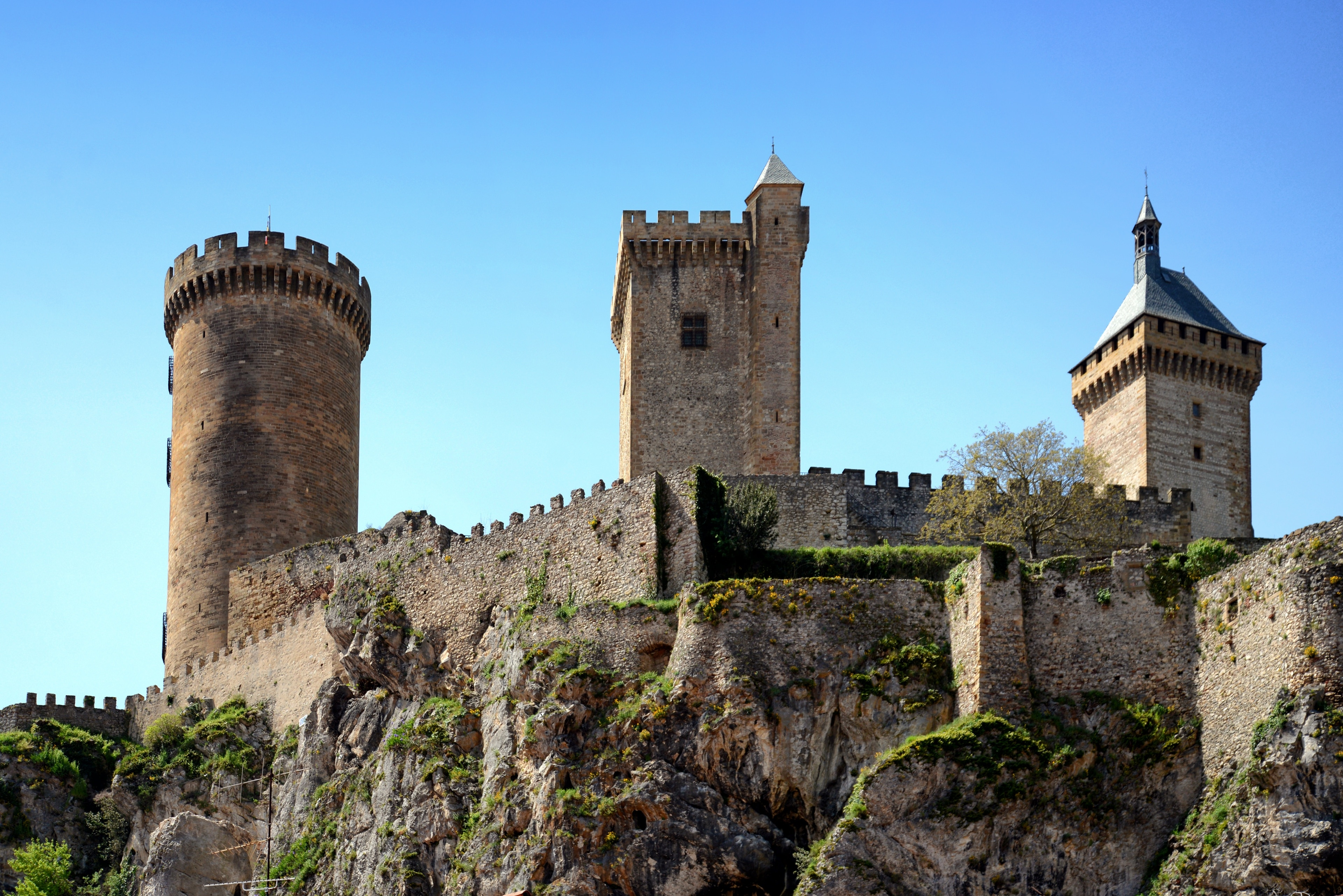 Foix, Ariège, Frankrijk
