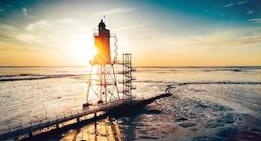 Obereversand Lighthouse