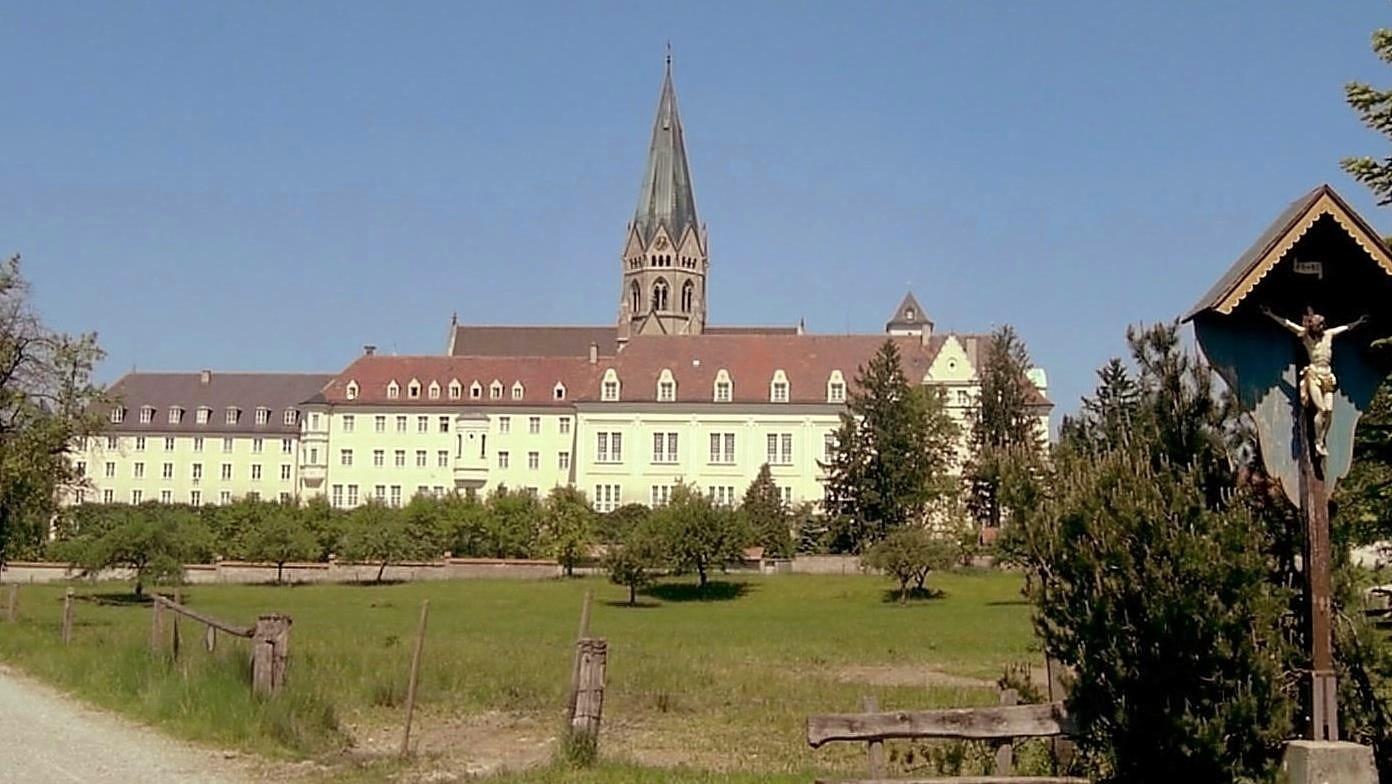St. Ottilien Archabbey, Eresing, Bavaria, Germany