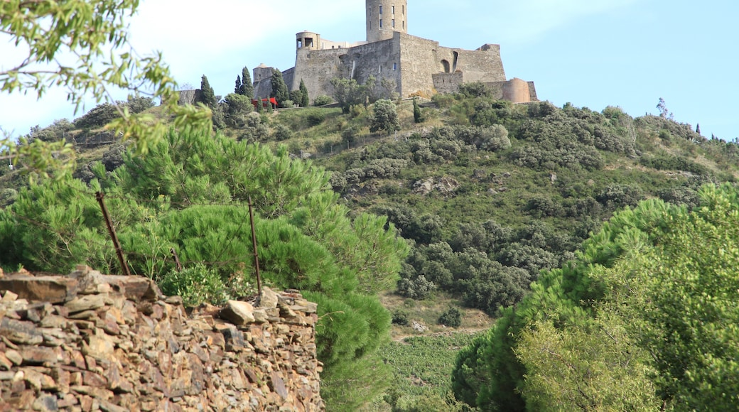 "Foto ""Fort Saint-Elme"" von Misterychris (page does not exist) (CC BY-SA)/zugeschnittenes Original"
